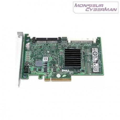 DELL Carte Contrôleur RAID E2K-UCP-61-(B) SATA/SAS - 6i/R - Hot-Swap