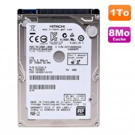 """Disque Dur 1To SATA 2.5"""" Hgst HTS541010A9E680 Pc Portable 8Mo"""