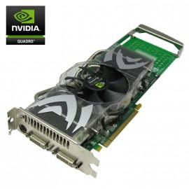 Carte Graphique Pro NVIDIA Quadro FX4500 PCIe x16 512Mo GDDR3 Dual DVI P347