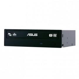 """Graveur interne DVD 5.25"""" Asus DRW-24F1ST Double Couche 48x24x8x SATA Noir"""