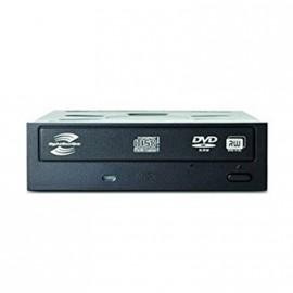 """Graveur interne DVD 5.25"""" HP GSA-H31L Double Couche 48x16x SATA Noir Lightscribe"""