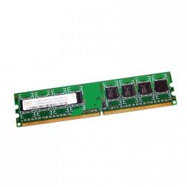 512Mo Ram HYNIX HYMP564U64CP8-Y5 AB-C 240 PIN DDR2 PC2-5300U 667Mhz 1Rx8 CL5