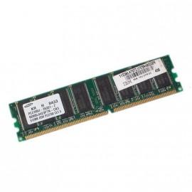 512Mo RAM Samsung M368L6523CUS-CB3 333MHz DDR DIMM 184PIN PC-2700U 1Rx8 CL3