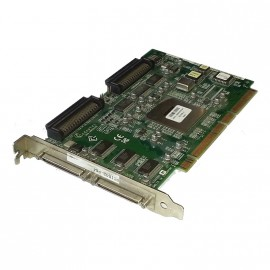 Carte PCI-X SCSI LVD Adaptec AHA-3950U2D 64Mb Dual Chanel Ultra Raid