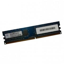 512Mo RAM Mémoire PC NANYA NT512T64U88B0BY-3C DDR2 PC2-5300U 667Mhz 2Rx8 CL5