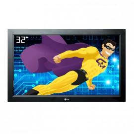 """Ecran Moniteur affichage 32"""" LG 32VS10MS LCD 1366 x 768 6.5ms HDMI VGA sans pied"""