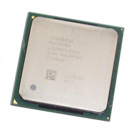 Processeur CPU Intel Pentium 4 2.267Ghz 512Ko 533Mhz Socket PGA 478 SL6RY Pc