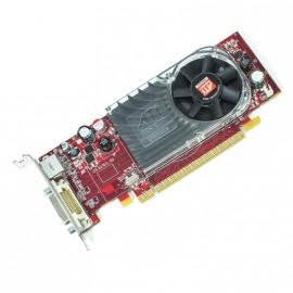 Carte Graphique Vidéo ATI Radeon HD2400 256Mo DDR2 PCIe DMS59 SVideo Low Profile
