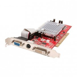 Carte Graphique ATI Radeon 9250 DirectX 128Mo DDR SDRAM PCI-E DVI VGA S-Video