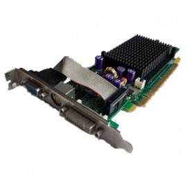 Carte Graphique Club 3D GeForce 6200 128Mo DDR SDRAM PCI-E DVI VGA S-Video