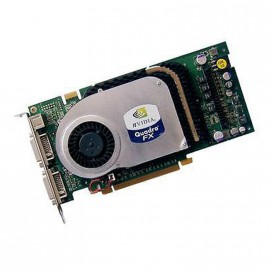 Carte Graphique Vidéo Nvidia Quadro FX 3400 256Mo DDR3 SDRAM PCI-E 2xDVI S-Video