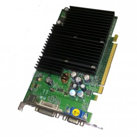 Carte Graphique NVIDIA GeForce 6600 256Mo DDR SDRAM PCI-E DVI VGA S-Video
