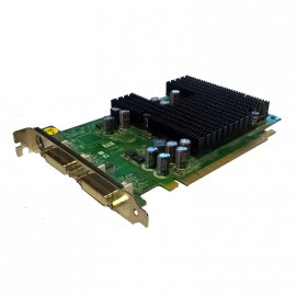 Carte Graphique NVIDIA Geforce 7300LE 256Mo 2xDVI S-VIDEO DirectX PCI-Express