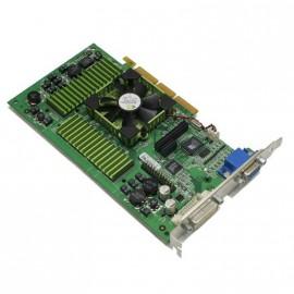 Carte Graphique Fujisu NVIDIA Quadro2 PRO PCI-Express 64Mo AGP DVI VGA