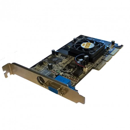 Carte Graphique Inno3D Tornado GeForce2 MX400 64Mo SDR AGP VGA S-Video