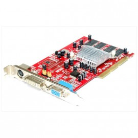 Carte Graphique Ati Radeon 7000 VE PN8912-950 64Mo DDR AGP VGA VGI S-Video