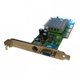 Carte Graphique Leadtek Winfast A180 NVIDIA GF MX4000 64MB DDR AGP VGA S-Video