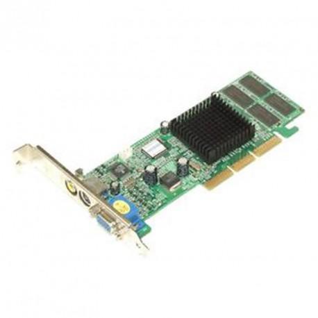 Carte Graphique Gainward NVIDIA GeForce2 MX200 32Mo AGP VGA-GWV06-A SVideo D-Sub