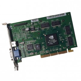 Carte Graphique Dell NVIDIA GeForce2MX MS-8835 SDRAM 32Mo AGP VGA S-Video