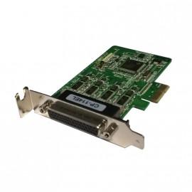 Carte PCI Express RS-232/422/485 Moxa CP-114EL Low Profile TPV DAB