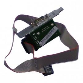Carte adaptateur 1 Port PA716A Série HP-8100 012713-001 Low Profile SFF