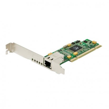 Carte Réseau PCI GIGABIT 10/100/1000Mbps SysKonnect SK-9521 V2 1x Port Ethernet