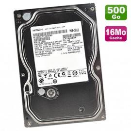 "Disque Dur 500Go Hitachi 3.5"" SATA Deskstar HDS721050CLA662 16Mo 7200RPM"