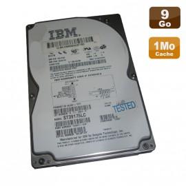 "Disque Dur 9.1Go SCSI 80Pin 3.5"" IBM Seagate ST39175LC 7200RPM 1Mo"