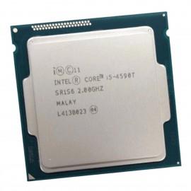 Processeur CPU Intel Core i5-4590T 2Ghz 6Mo 5GT/s LGA1150 SR1S6 Quad Core