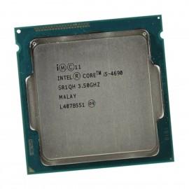 Processeur CPU Intel Core i5-4690 3.5Ghz 6Mo SR1QH 5GT/s LGA1150 Quad Core