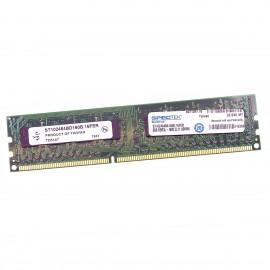 8Go RAM SPECTEK ST102464BA160B.16FER DDR3 PC3-12800U 1600Mhz 240-Pin CL11