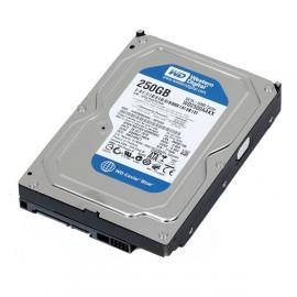 Disque dur 3.5 250Go SATA Western Digital Caviar Blue WD2500AAKX 7200 RPM 16Mo