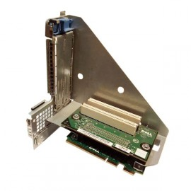 Carte Dual PCI Riser 0FH687 Full Height Pleine Hauteur DELL Optiplex DT Desktop