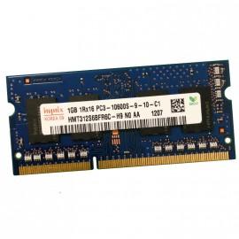1Go RAM PC Portable SODIMM Hynix HMT312S6DDFR6C-H9 PC3-10600U DDR3 1333MHz CL9
