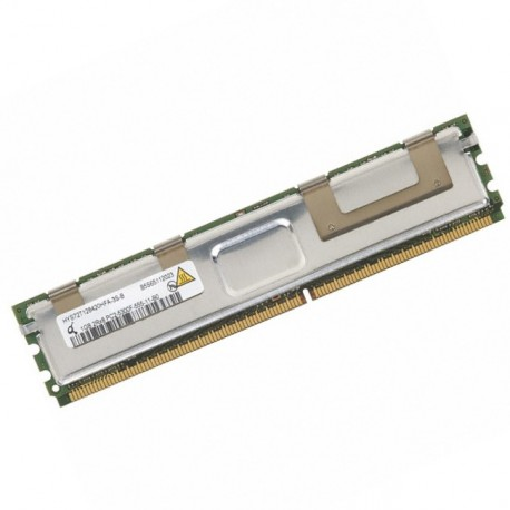 Ram QIMONDA 1Go DDR2-667 PC2-5300F Fully Buffered ECC HYS72T128420HFA-3S-B 2Rx8