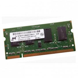 1Go RAM PC Portable SODIMM Micron MT8HTF12864HZ-800J1 PC2-6400U DDR2 800MHz CL6