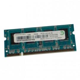 1Go RAM PC Portable RAMAXEL RMN1150MJ48D7F PC2-6400U SODIMM DDR2 800MHz CL6