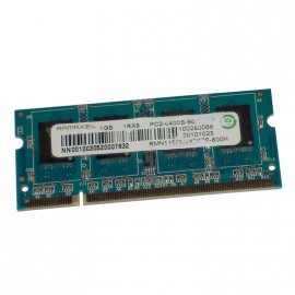 1Go RAM PC Portable RAMAXEL RMN1150MJ48D7F PC2-6400U SODIMM DDR2 800MHz CL6