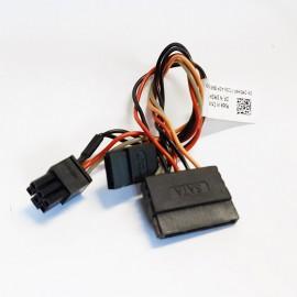 Câble SATA Power Dell Optiplex 3020 7020 9020 SFF 0M0HKP 04YP6J