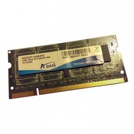 1Go RAM PC Portable ADATA ADOVF1A083FE PC2-6400U SODIMM DDR2 800MHz 1Rx8 CL6