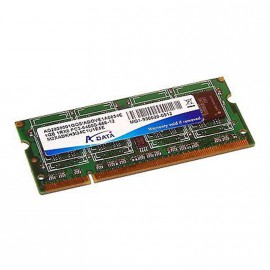 1Go RAM PC Portable ADATA ADOVE1A0834E PC2-6400U SODIMM DDR2 800MHz 1Rx8 CL6