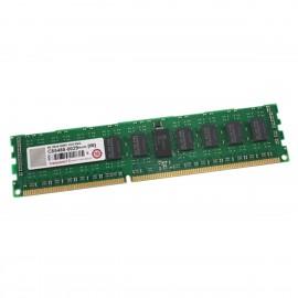 4Go RAM Serveur TRANSCEND TS512MKR72V3N DDR3 PC3-10600R Registered ECC NEUVE