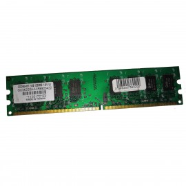 2Go RAM UNIFOSA GU342G0AJUIR6920422 240-Pin DIMM DDR2 PC2-5300U 667Mhz 1.8v