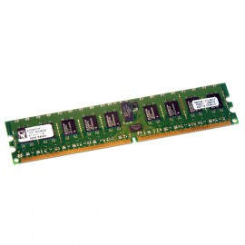 2Go RAM Serveur KINGSTON KTH-MLG4SR/4G DIMM ECC Registered DDR2 PC2-3200R 400Mhz