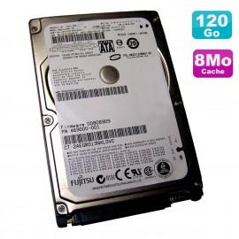 """Disque Dur 120Go SATA 2.5"""" Fujitsu MHZ2120BH G2 HP 469000-001 483183-001"""