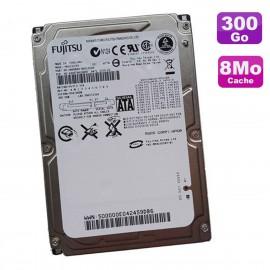 "Disque Dur 300Go SATA 2.5"" Fujitsu MHX2300BT CA06846-B20100SN 4200RPM 8Mo"