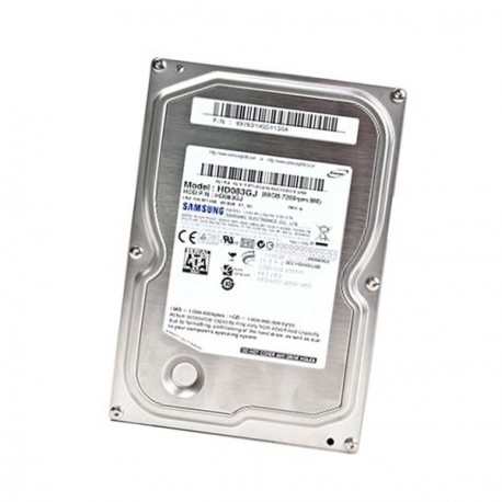 Disque Dur 80Go SATA 3.5 SAMSUNG HD083GJ SpinPoint F1DT 8Mo 7200 RPM