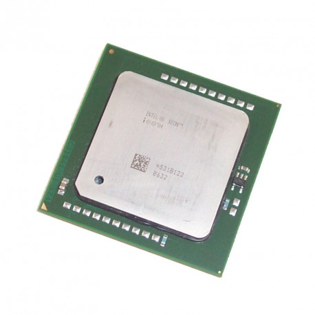Processeur CPU Intel Xeon 2.8Ghz SL7PD 1Mo 800Mhz Socket 604