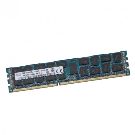 8Go Ram Serveur HYNIX HMT31GR7CFR4A-H9 240-PIN DDR3 PC3L-10600R ECC Reg CL11