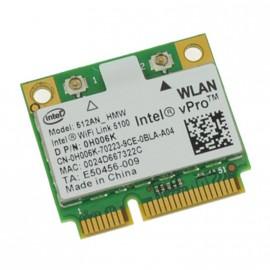 Mini Carte Wifi Intel vPro WiFi Link 5100 0H006K 512AN_HMV 802.11b/g WLAN Dell